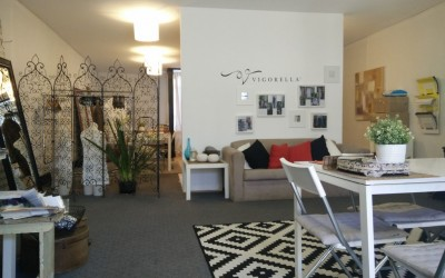 Home or office apartment