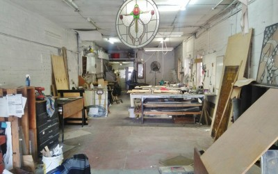 Functional Shop Space