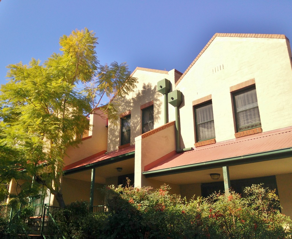 Two bedroom townhouse main street residential commercial for 2 bedroom townhouse