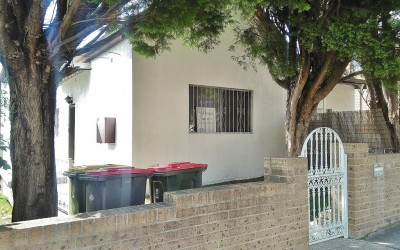 4 Bedroom House with large backyard MUST LEASE