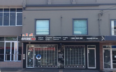 FOR LEASE – RARE RETAIL/SHOWROOM IN LEICHHARDT